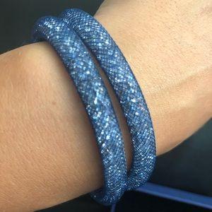 Gorgeous Swarovski blue crystal bracelet!!❤️❤️❤️